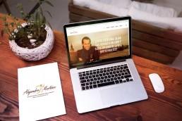 Website Alejandro Martinez
