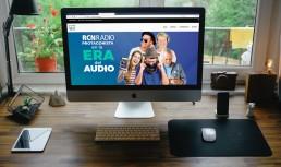 Website RCN Radio Comercial